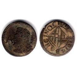 Felipe III. 1614. Ardite (BC-) Ceca de Barcelona AR