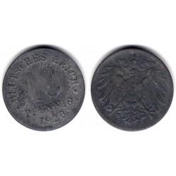 (20) Imperio Alemán. 1920. 10 Pfennig (RC)