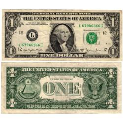 (462a) Estados Unidos de América. 1977A. 1 Dollar (MBC-)