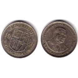(55) Mauricio. 1991. 1 Rupee (MBC)