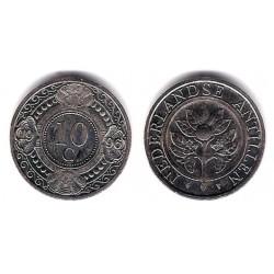 (34) Antillas Neerlandesas. 1993. 10 Cents (SC)