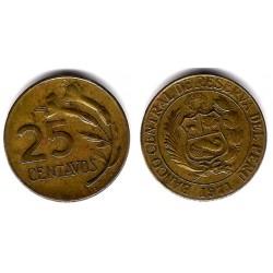 (246.2) Perú. 1971. 25 Centavos (MBC+)