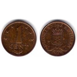 (8) Antillas Neerlandesas. 1978. 1 Cent (MBC)
