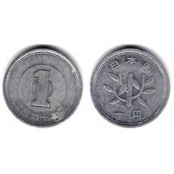 (Y74) Japón. 1974(49). 1 Yen (BC+)