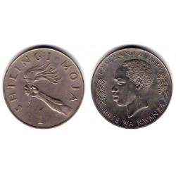(4) Tanzania. 1984. 1 Shilingi (MBC+)