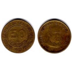 (295) Perú. 1987. 50 Céntimos (BC)