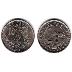 (179.2) Bolivia. 1939. 10 Centavos (SC)