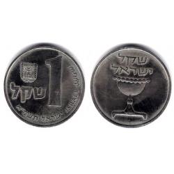 (111) Israel. 1981-85. 1 Sheqel (SC)