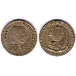 (200) Filipinas. 1972. 50 Sentimos (MBC)