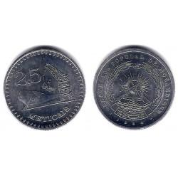 Mozambique. 1986. 25 Meticais (SC)