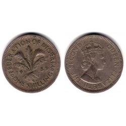 (5) Nigeria. 1959. 1 Shilling (MBC)