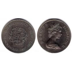 (917) Gran Bretaña. 1972. 25 New Pence (EBC+)
