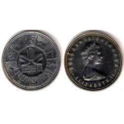 (121) Canadá. 1978. 1 Dollar (Proof) (Plata)