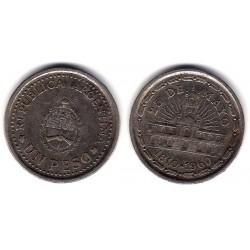 (58) Argentina. 1960. 1 Peso (MBC)