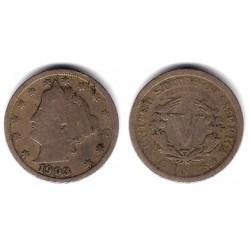 (112) Estados Unidos de América. 1903. 5 Cents (BC-)