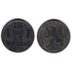(127) Belgica. 1941. 1 Franc (BC)