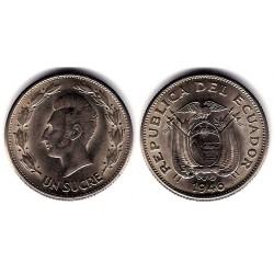 (78.2) Ecuador. 1946. 1 Sucre (EBC)