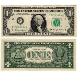 (443a) Estados Unidos de América. 1963A. 1 Dollar (MBC+)