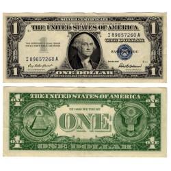 (419) Estados Unidos de América. 1957. 1 Dollar (MBC+)