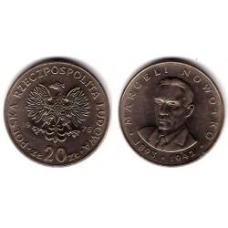 (Y69) Polonia. 1975. 20 Zlotych (EBC)