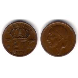 (146) Bélgica. 1958. 20 Céntimes (MBC+)