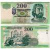 (178) Hungria. 1998. 200 Forint (EBC)