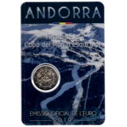 Andorra. 2019. 2 Euro (SC)