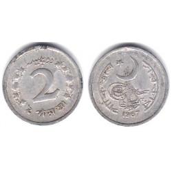 (28) Pakistán. 1967. 2 Paisa (BC-)