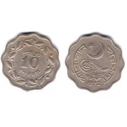 (31) Pakistán. 1972. 10 Paisa (BC)