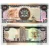 (57) Trinidad y Tobago. 2006. 10 Dollars (SC)