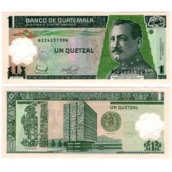 (109) Guatemala. 2006. 1 Quetzal (SC)