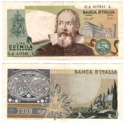 (103b) Italia. 1976. 2000 Lira (EBC-)