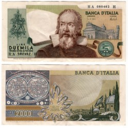 (103a) Italia. 1973. 2000 Lira (MBC+)