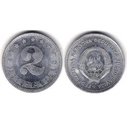 (31) Yugoslavia. 1953. 2 Dinara (SC)