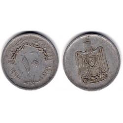 (411) Egipto. 1967. 10 Milliemes (RC)
