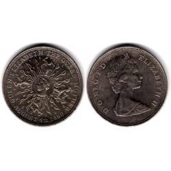 (921) Gran Bretaña. 1980. 25 New Pence (MBC+)
