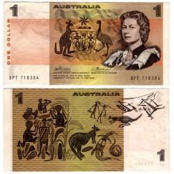 (42a) Australia. 1974-83. 1 Dollar (EBC)