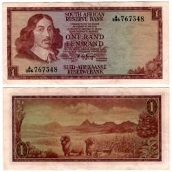 (109b) Sudáfrica. 1966-72. 1 Rand (MBC+)