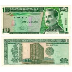 (97a) Guatemala. 1996. 1 Quetzal (SC)