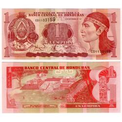 (79A) Honduras. 1997. 1 Lempira (SC)
