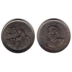 (20) Lesoto. 1979. 25 Lisente (EBC)