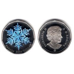 Canadá. 2006. 1 Dollar (Proof)