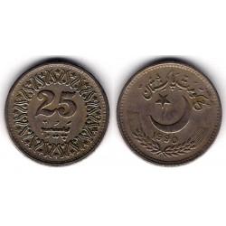 (58) Pakistán. 1990. 25 Paisa (EBC-)