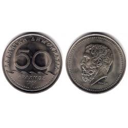 (134) Grecia. 1984. 50 Drachma (SC)
