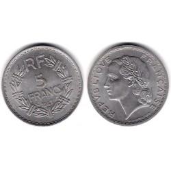 (888b.1) Francia. 1947. 5 Francs (SC)