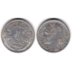 (885.1) Francia. 1948. 1 Franc (BC)
