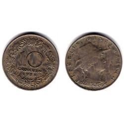 (2838) Austria. 1925. 10 Groschen (MBC)