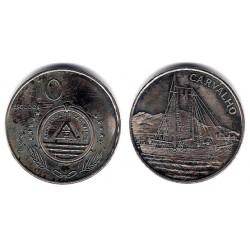 (41) Cabo Verde. 1994. 10 Escudos (EBC)