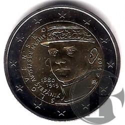 Eslovaquia. 2019. 2 Euro (SC)