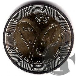 Portugal. 2009. 2 Euro (SC)